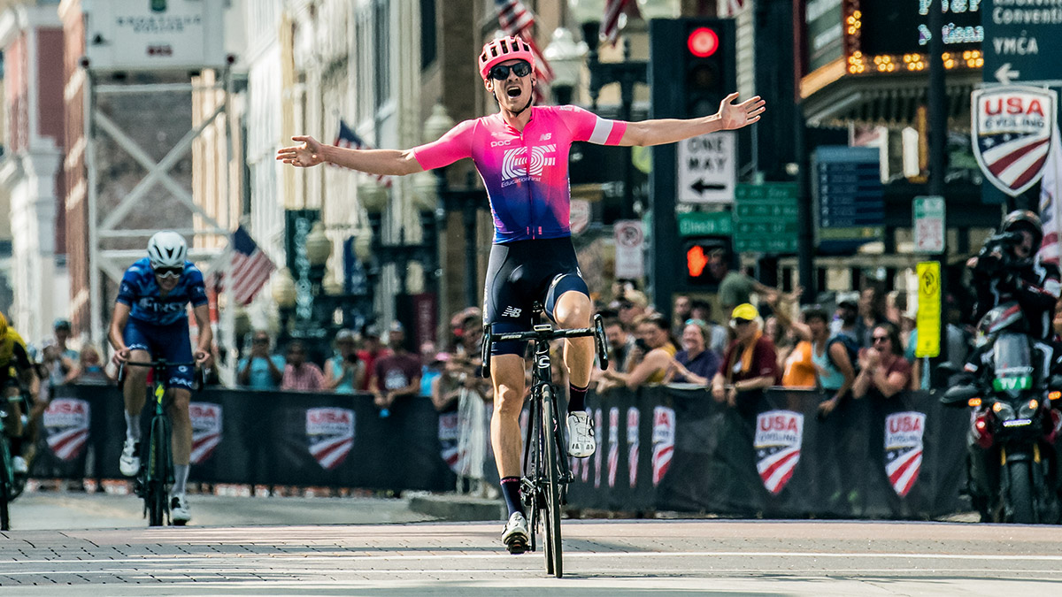 Analysis: Alex Howes' Road Race National Championship Win