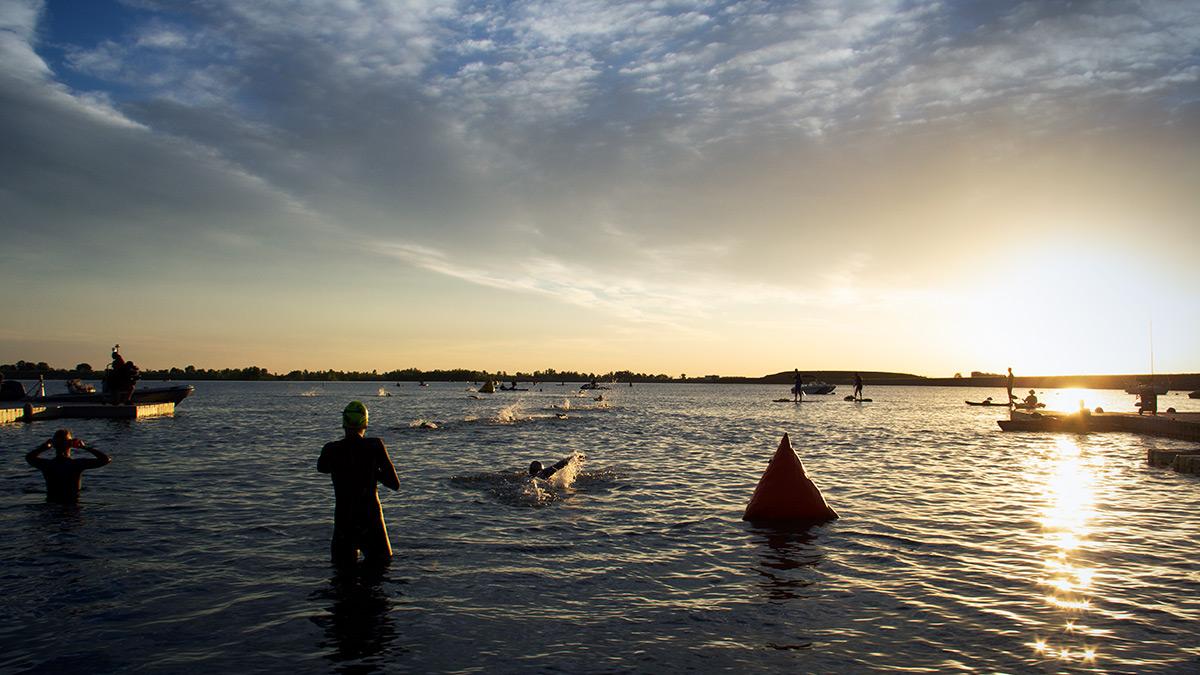 Managing Open Water Swim Anxiety