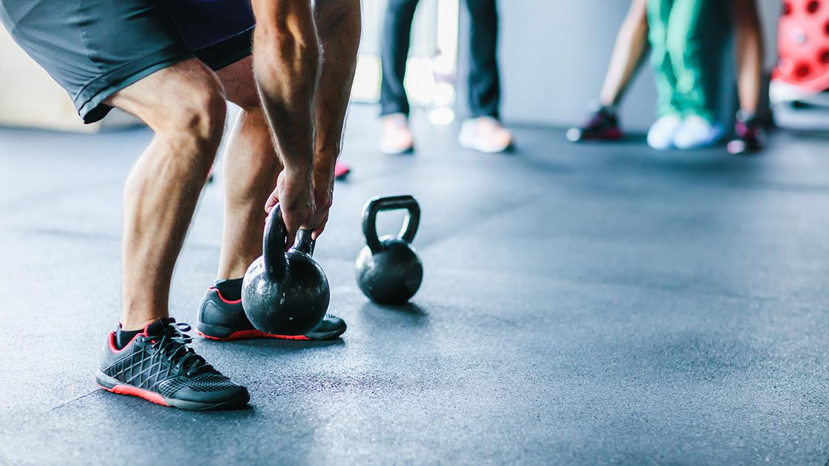 Using Strength Training to Salvage a Season