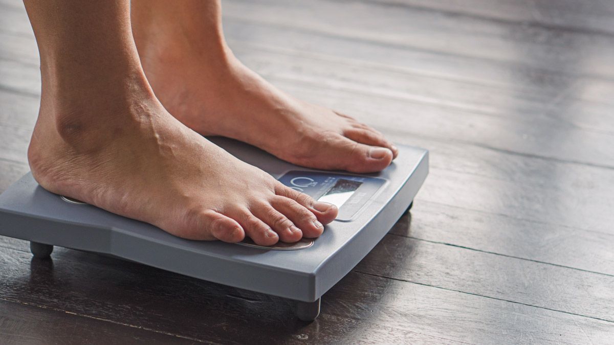 Are You Weighing Yourself Correctly?