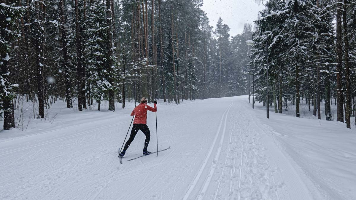 Cross Country Skiing Workouts for Beginners