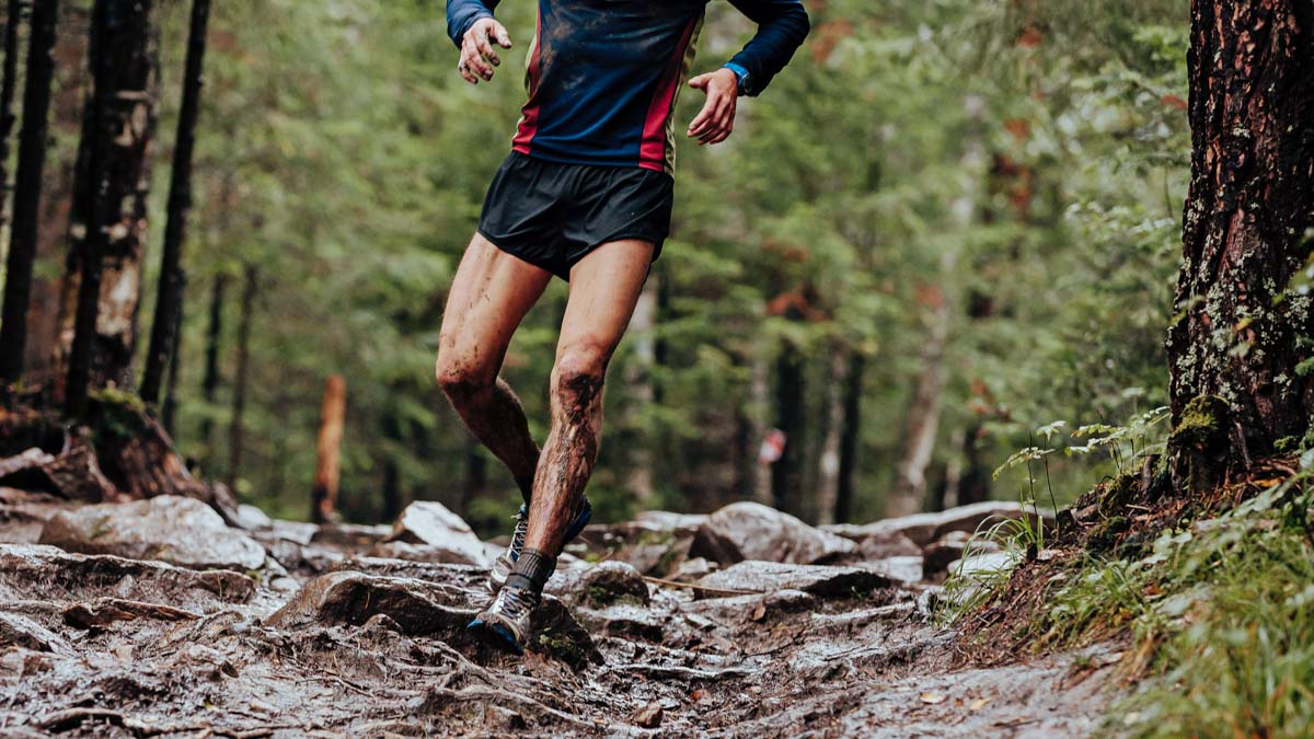 How to Train for Downhill Running