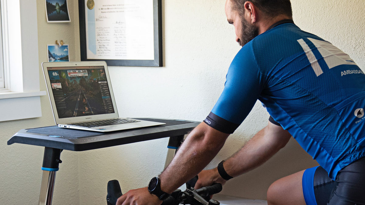 How to Make Your Indoor Trainer Sessions More Engaging