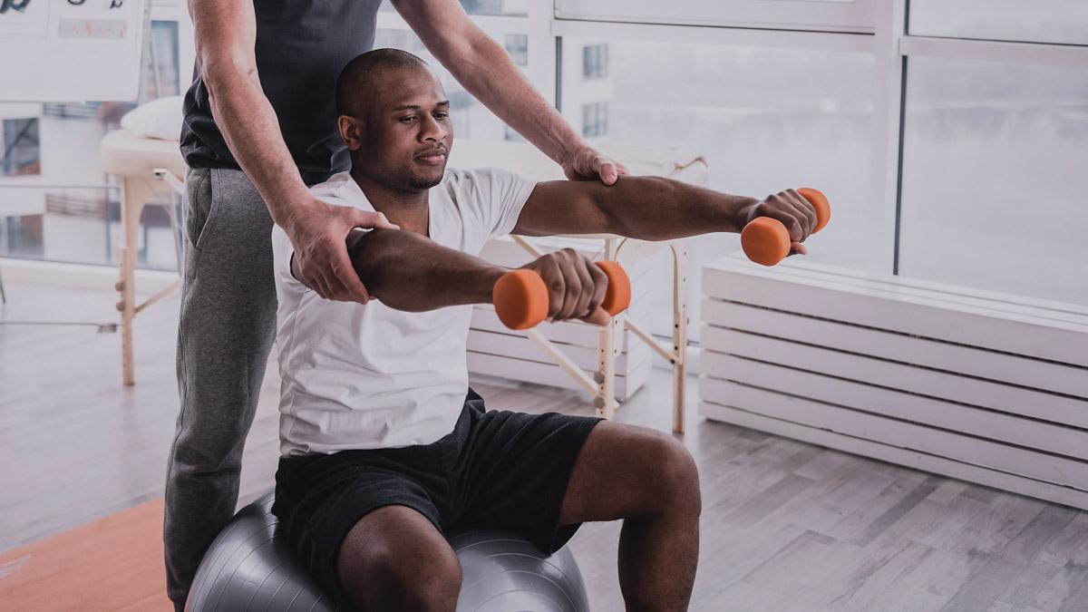 Prescribing Strength Training through an Injury
