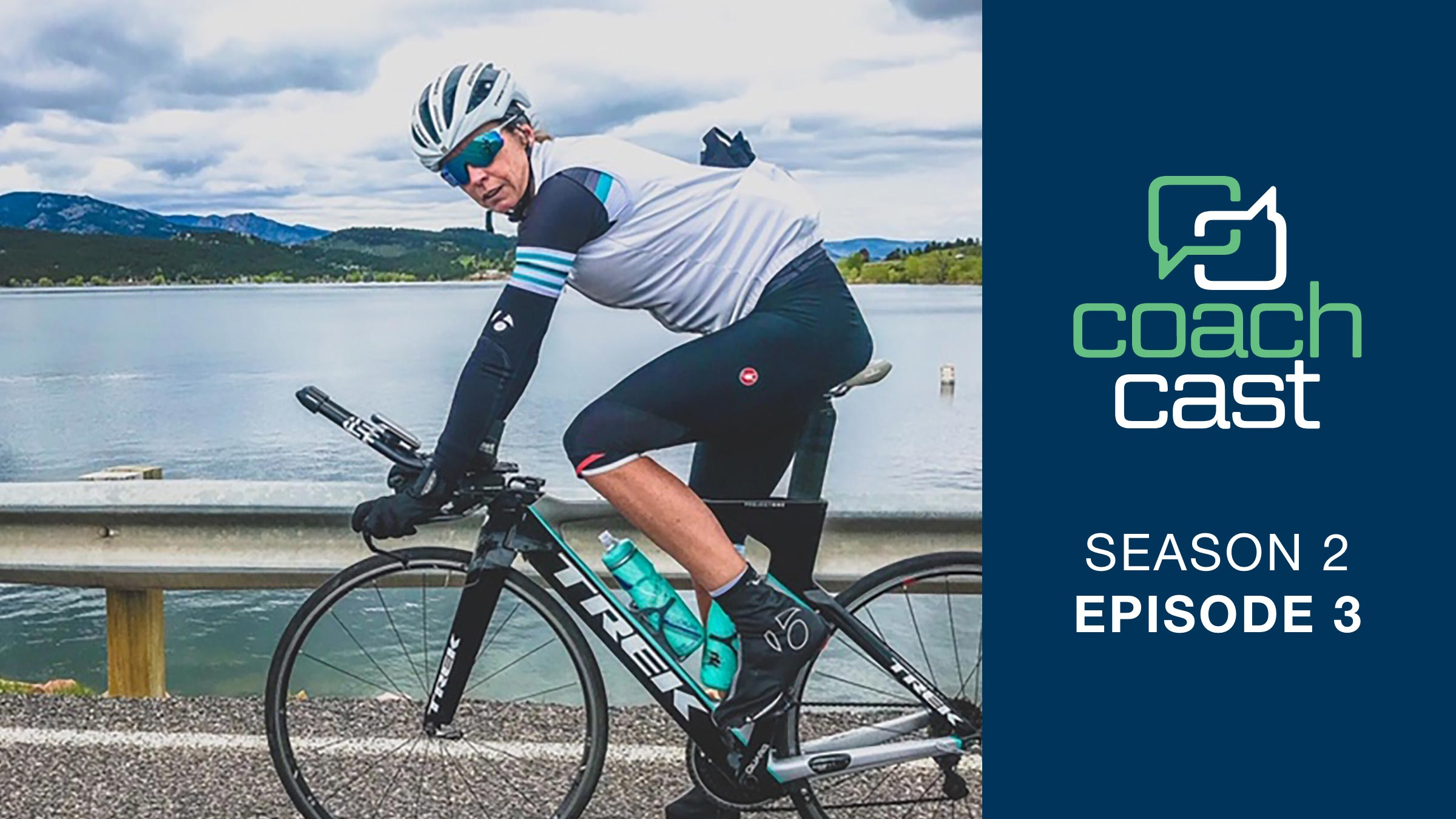 CoachCast: Patience & Power with Julie Dibens