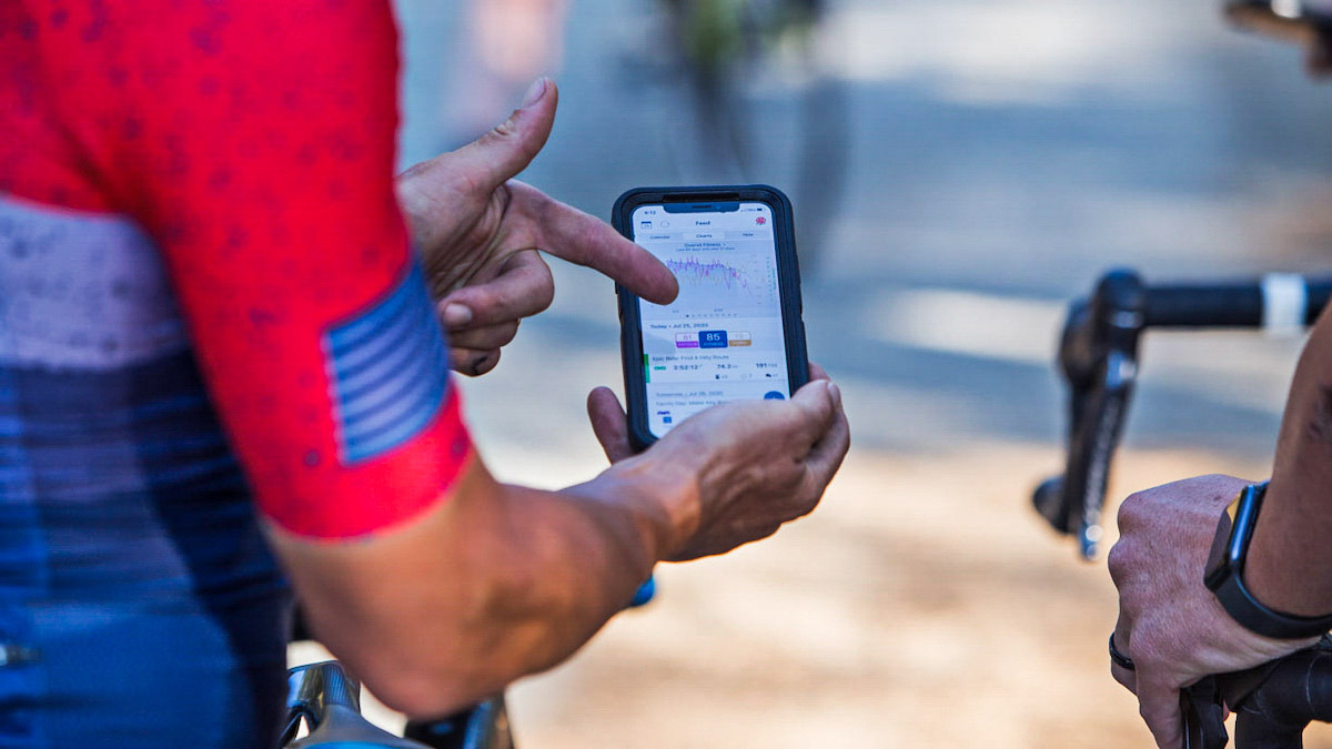 How Cycling Affects Your Run Metrics