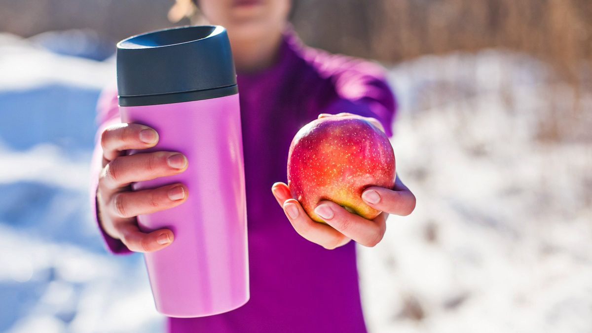 Understanding Your Appetite During Cold-Weather Training