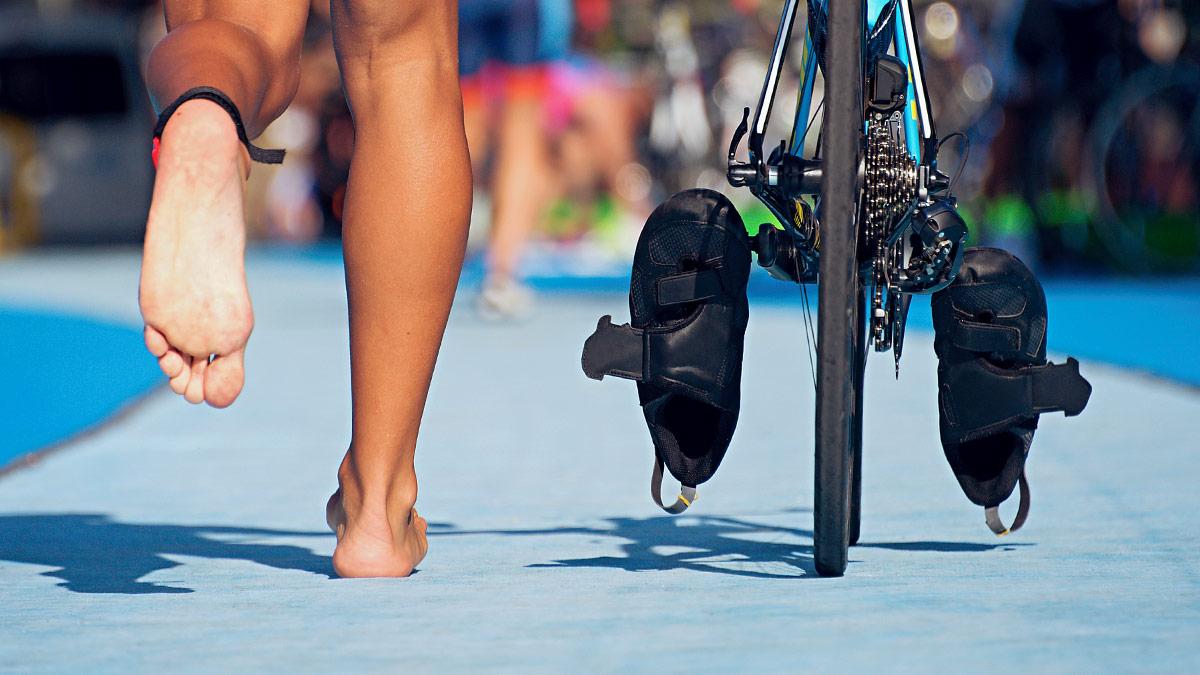Triathlon is One Sport