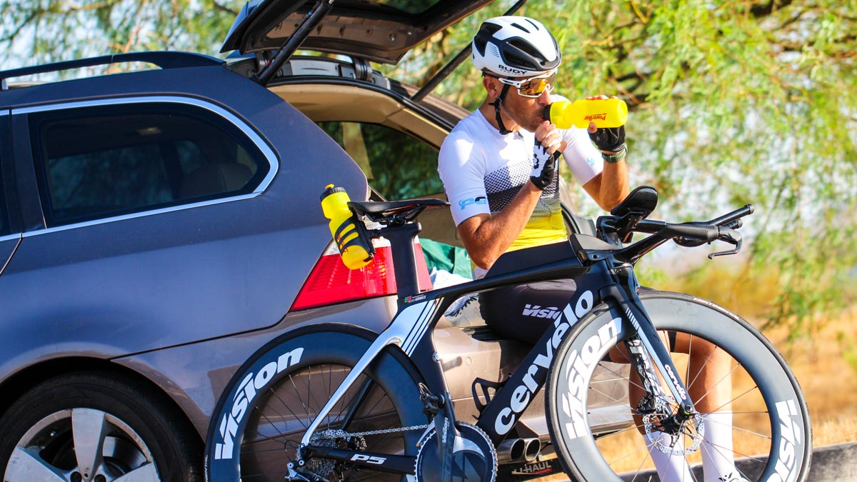 Sweat and Vitamin Loss