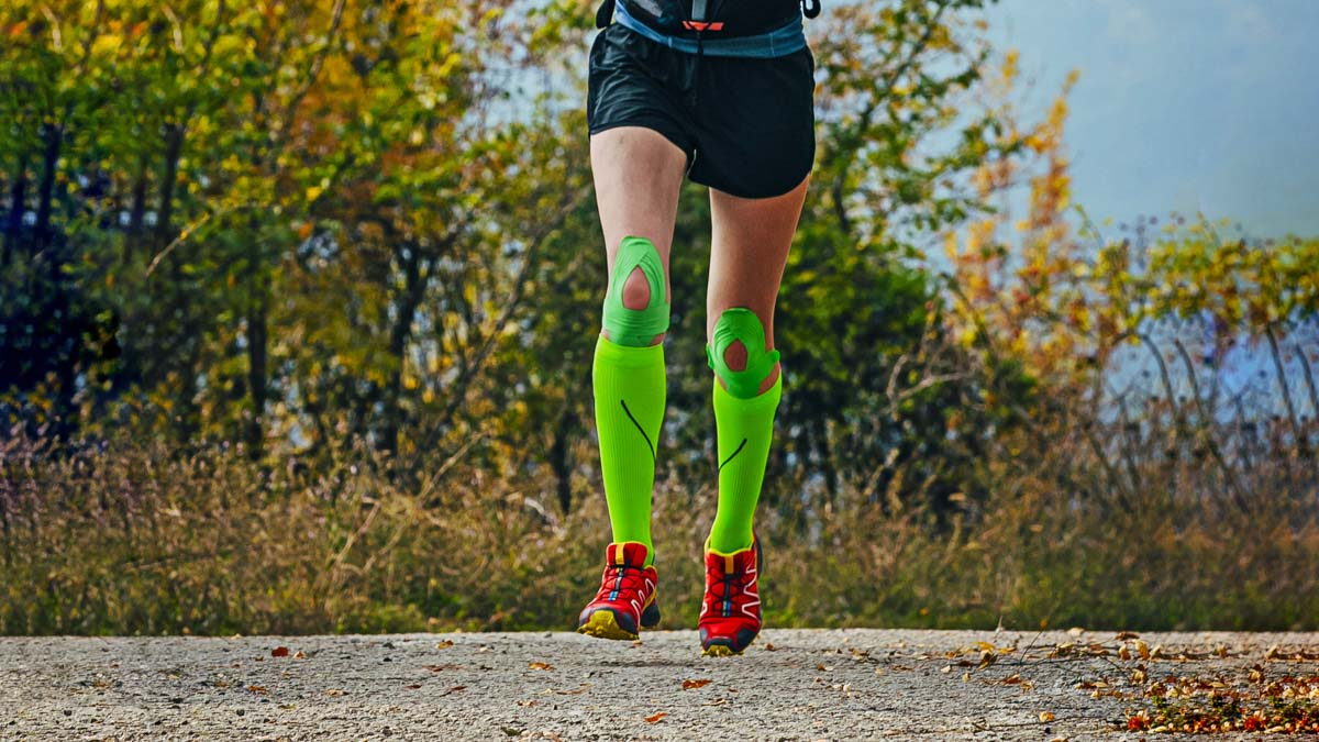Is Kinesio Taping Effective for Athletes?