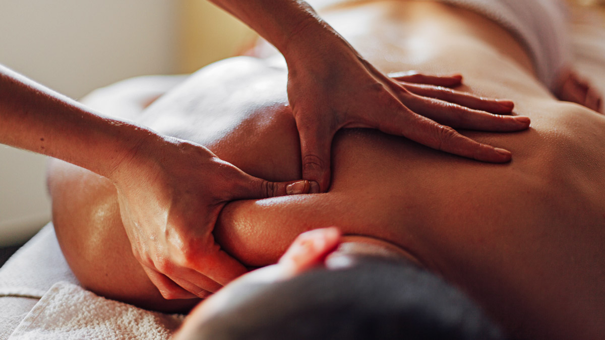 What Massage Therapy Is (Or Isn't) Doing for Your Athletes