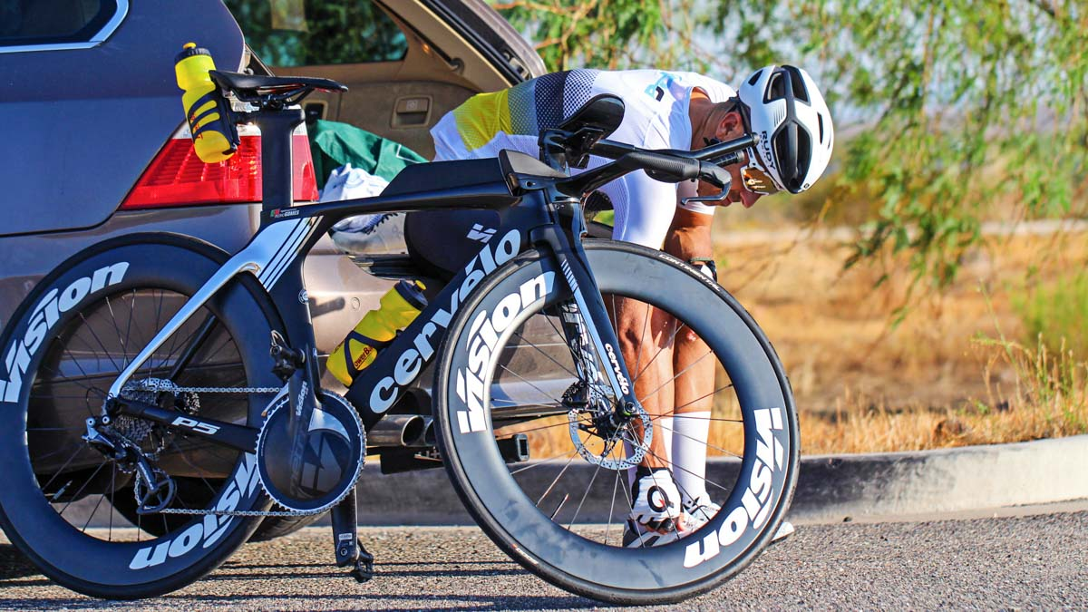 5 Race Day Speed Tips for Triathletes