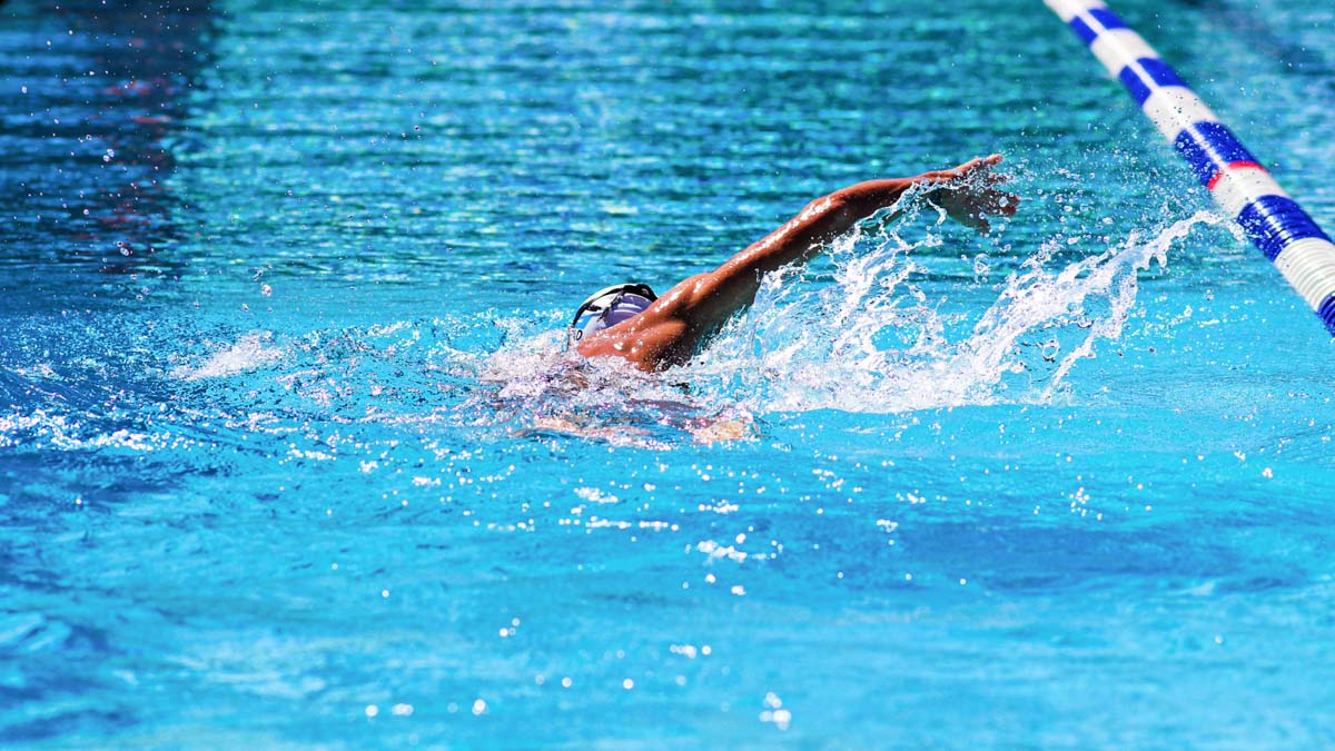 Common Swimming Errors