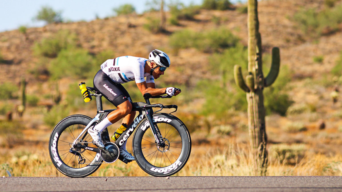 Heat Training for Cyclists