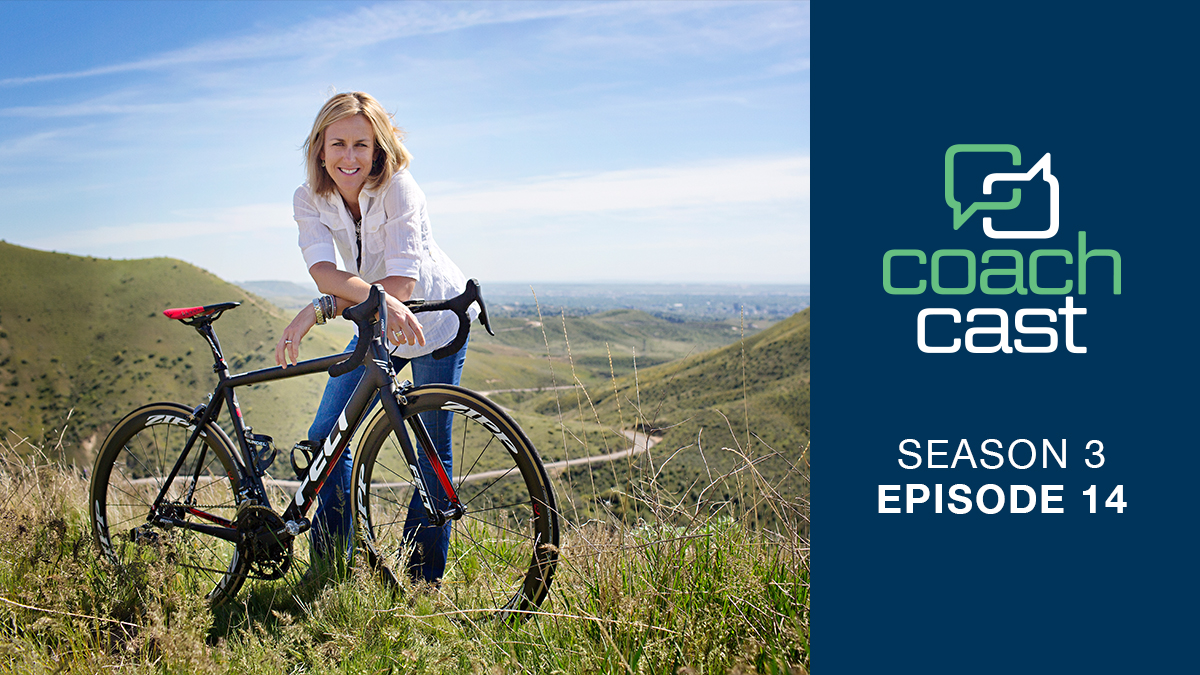 Olympics MTB and Team Pursuit Prep with Kristin Armstrong