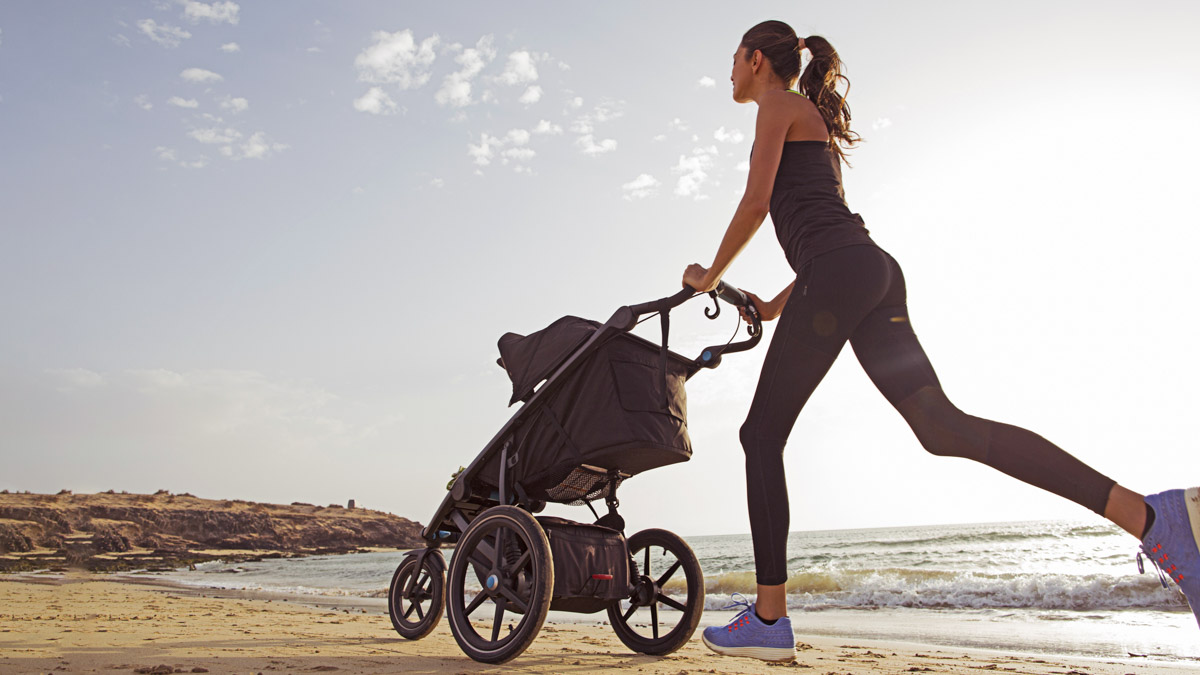 Endurance Training After Giving Birth