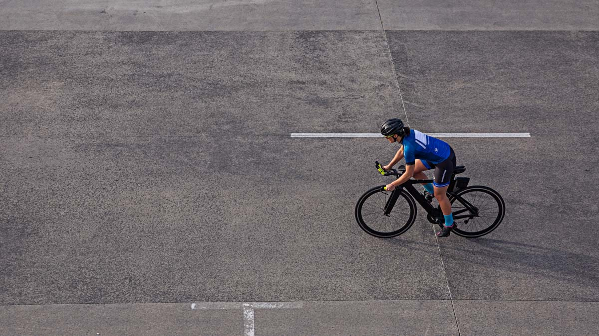 How to Pace a Long Course Triathlon: 5 Key Principles