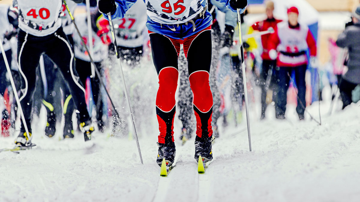 Here's Why Nordic Skiers Are So Fit