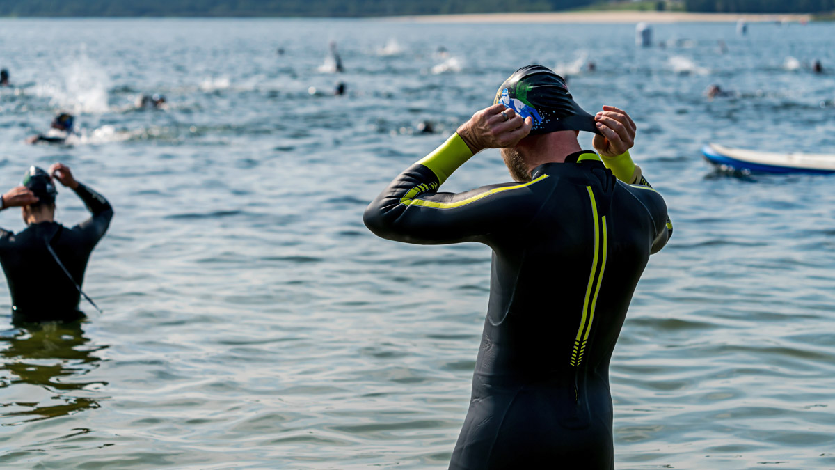 Choosing the Right Cold Water Wetsuit for Triathletes